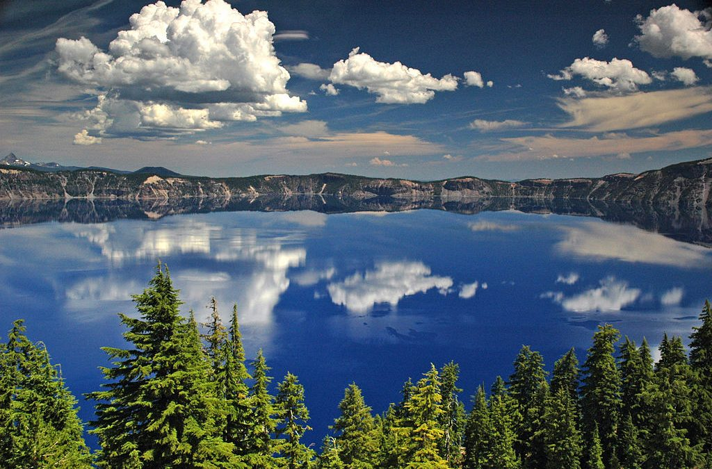Experience the Best of Oregon at Crater Lake National Park