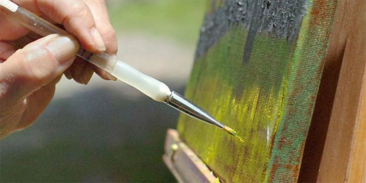 Art classes at Yosemite are one of the most memorable national park activities