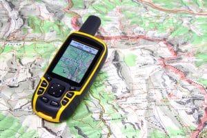 Garmin 64st handheld GPS