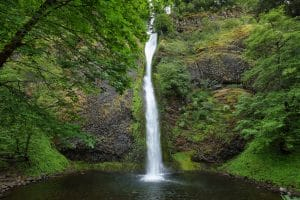 best waterfalls in Oregon