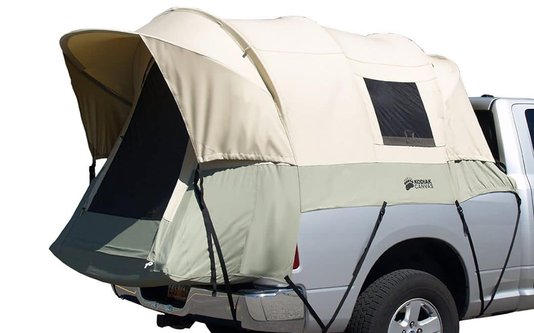 Kodiak Canvas Truck Tent: What You Should Know Before You Buy