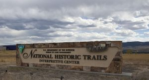 The Oregon Trail is part of our National Trails System