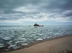 Shipwreck water park Francisco Morazan wreakage