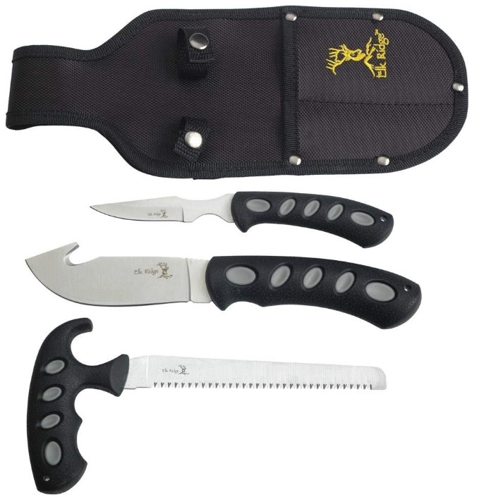 Elk Ridge ER-252 best hunting knife