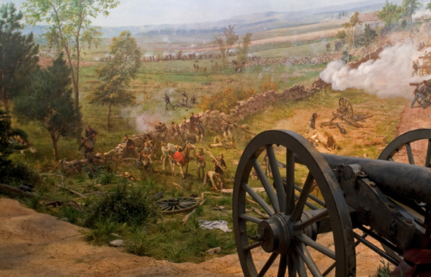 GETTYSBURG CYCLORAMA AND MUSEUM OF THE AMERICAN CIVIL WAR