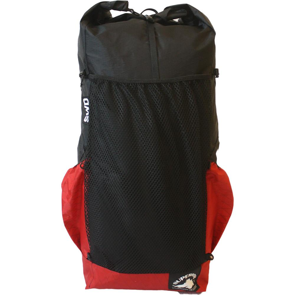 superior wilderness designs long haul 50l full suspension