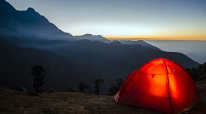 camping in national parks