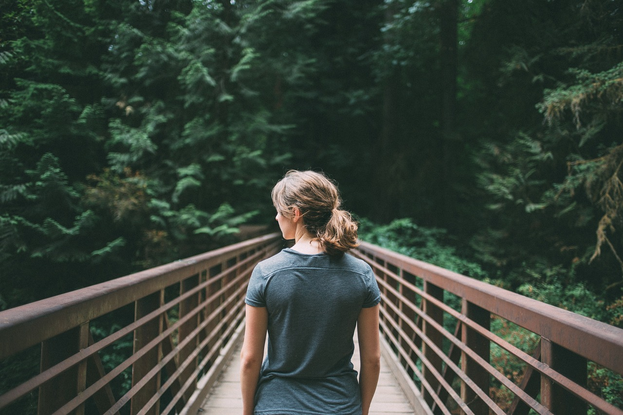 Enjoy National Trails Day with a leisurely stroll in nature.