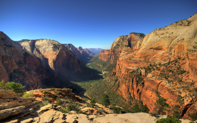How Long Does It Take to Hike Angels Landing?