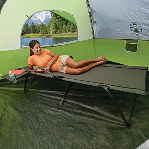 The Best Camping Cot To Purchase on Amazon