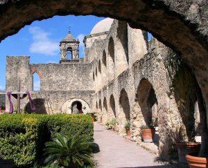 Convento at Mission San José