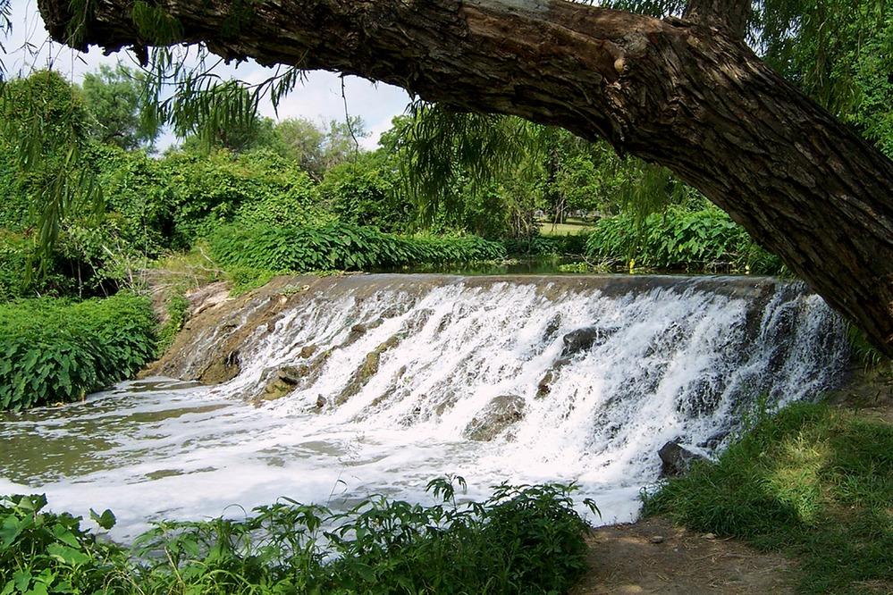 Historic Espada Dam