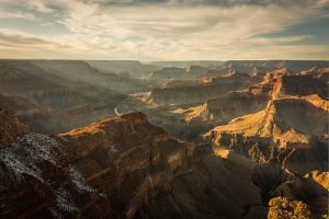 The grand canyon, which has many National Park Travel Packages